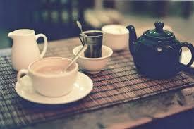 free tea coffee